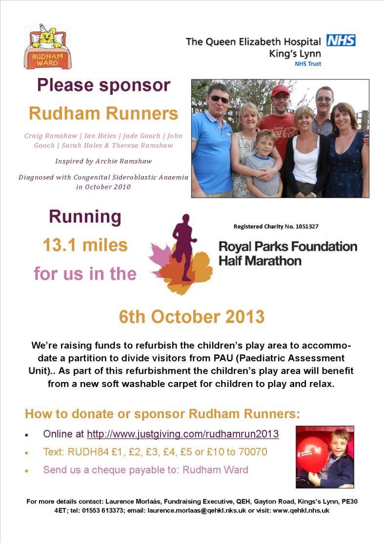 Half Marathon Poster3
